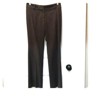 Ann Taylor Tropical Wool Suit Pants